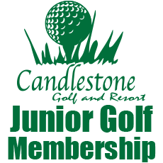 Junior RIDING Golf Card Holder
