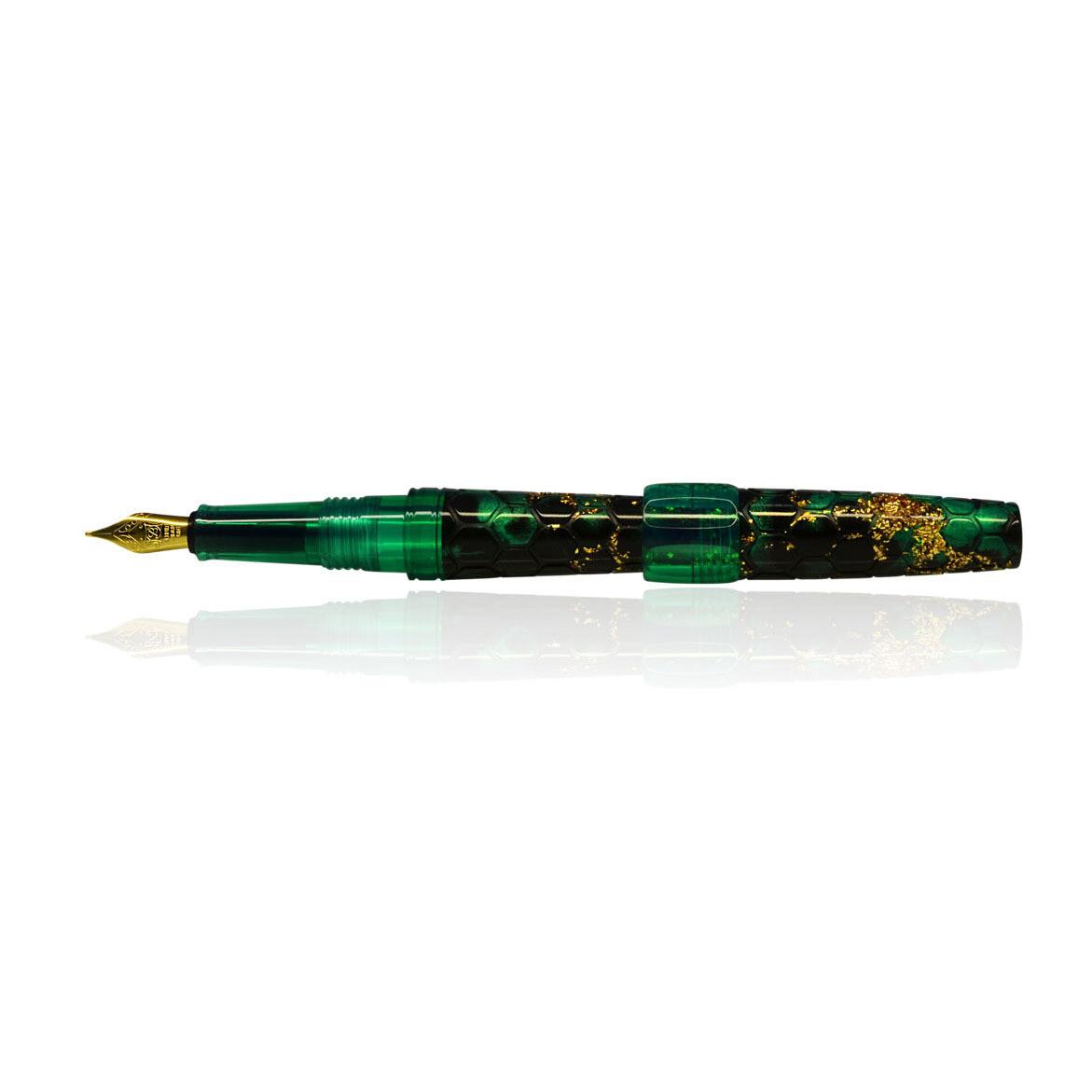 HEXAGON-E | Fountain pen