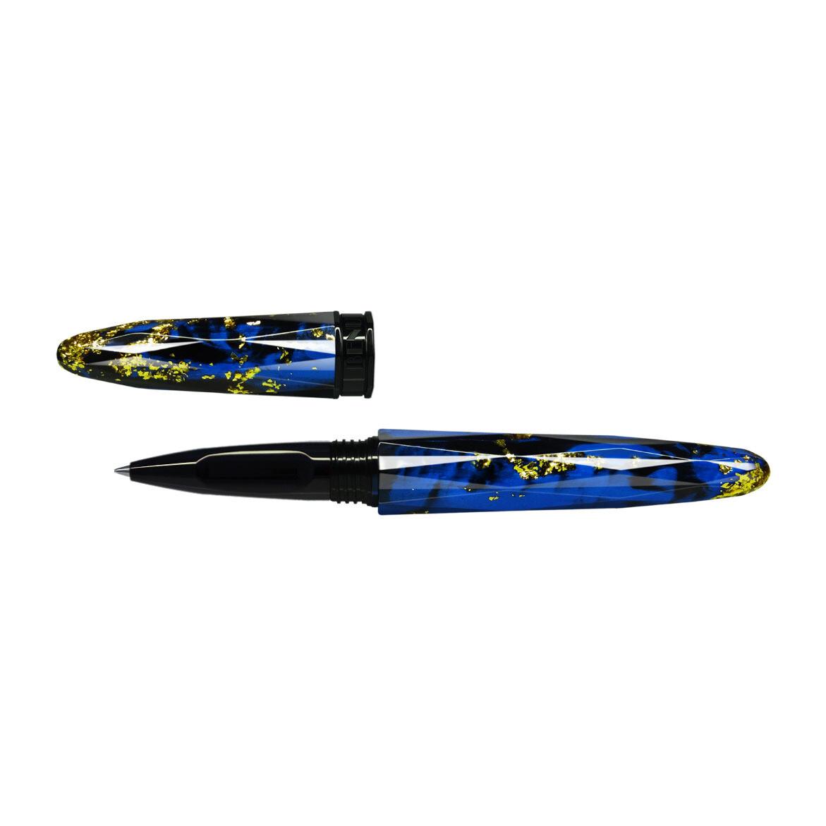 Jewel Blue   Rollerball pen