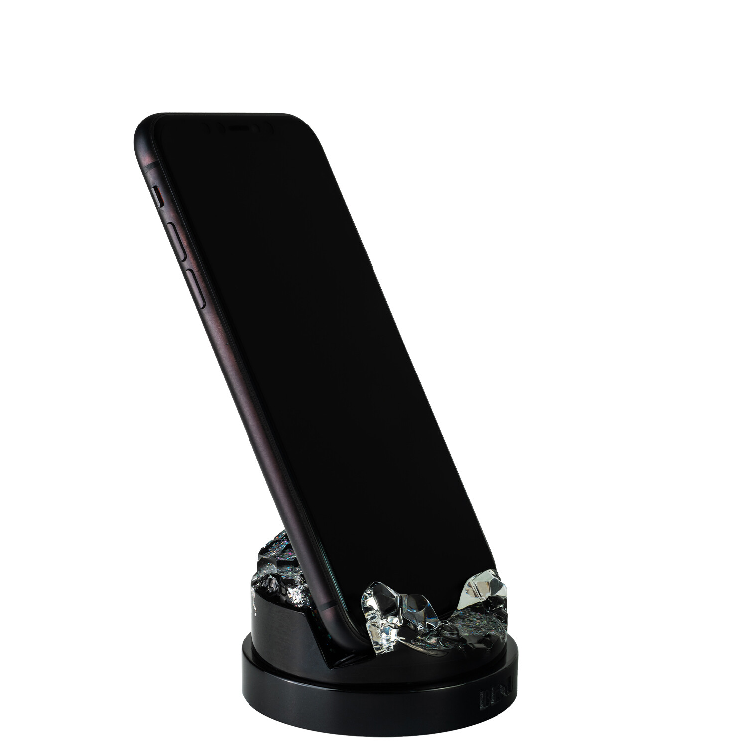 Silver Storm | Phone Stand