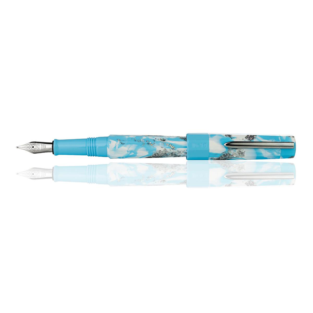 Spring Sky   Fountain pen