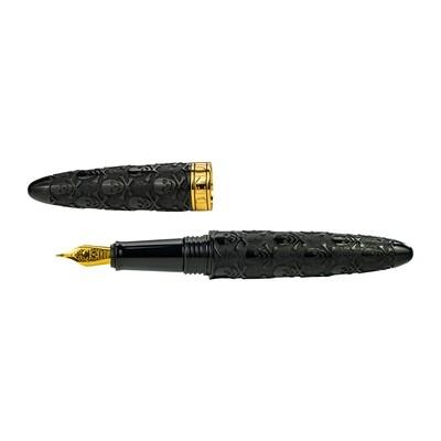 Gold Skull | Fountain pen  | BENU Store Exclusive