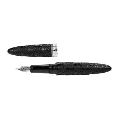 Silver Skull | Fountain pen  | BENU Store Exclusive