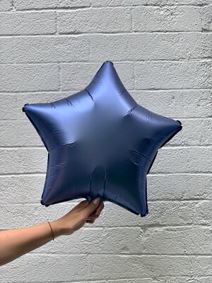 Foil baloon star