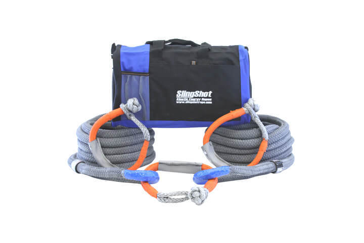 """1"""" x 30' Kinetic Energy Rope - Triple Double Recovery Kit"""