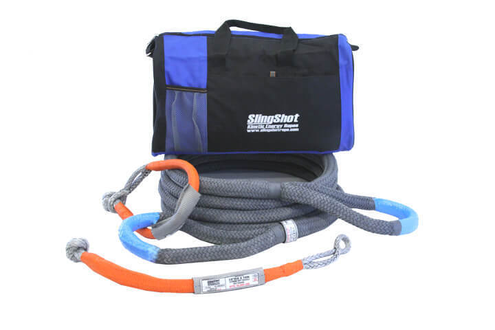 "3/4"" x 20' Kinetic Energy Rope - Recovery Kit"