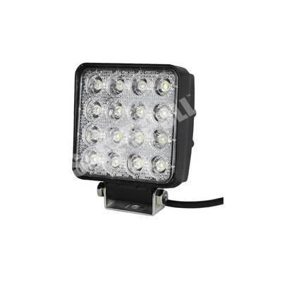 48w Square Auxiliary LED FLood Light
