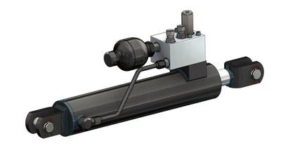 Safe-T-Pull Pro - Smart Lift Cylinder
