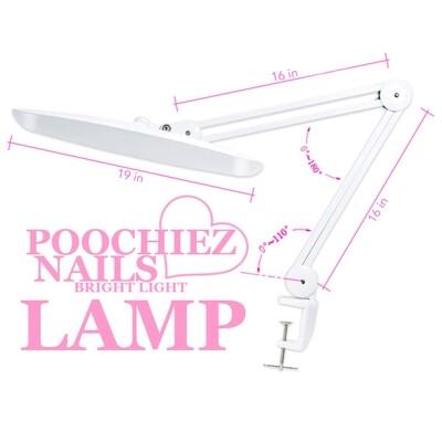 POOCHIEZ SUPER BRIGHT LIGHT LAMP.