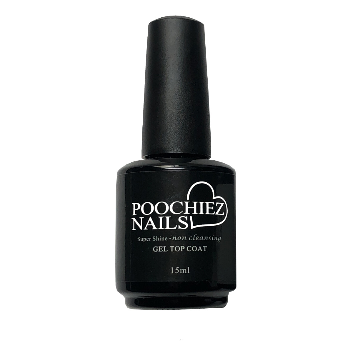 ITEM #30 POOCHIEZ NAILS SUPER SHINE UV/LED TOP COAT