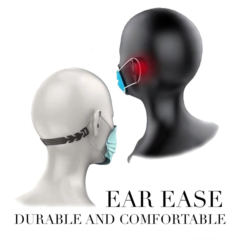 EAR EASE (BLACK COLOR ONLY)
