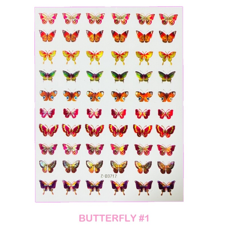 BUTTERFLY #1