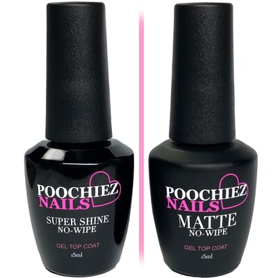 ITEM #35 SHINE & MATTE TOP COAT (KEEP MATTE AWAY FROM SUNLIGHT)