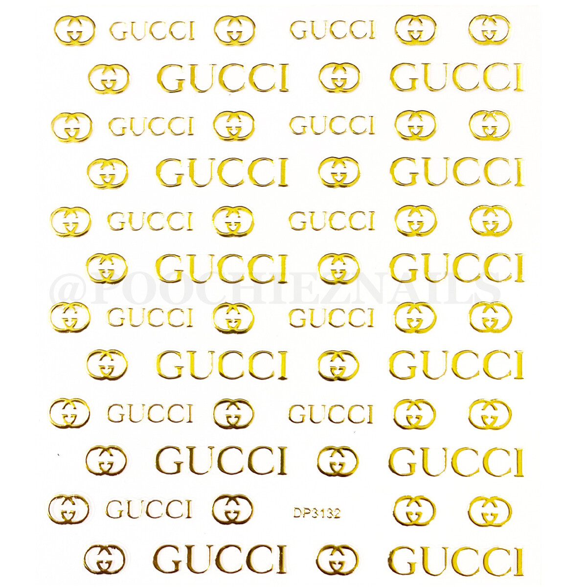 G-LINK GOLD ( STICKERS) #132