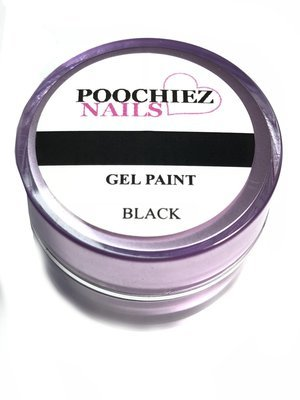 BLACK GEL PAINT 5gm