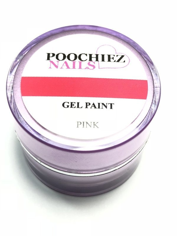 PINK GEL PAINT 5gm