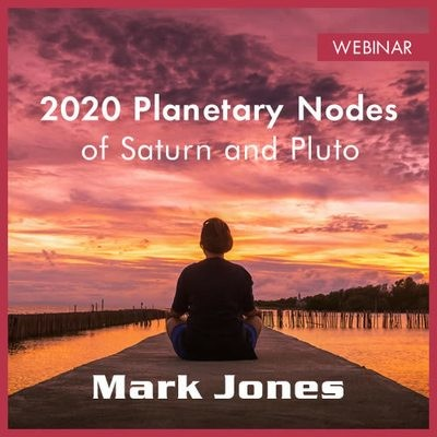 2020 Planetary Nodes of Saturn and Pluto