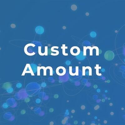 Pay Custom Amount 00443