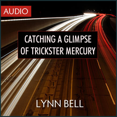 Catching a Glimpse of Trickster Mercury
