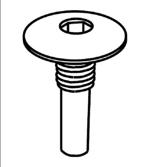 IKEA  111034 x 2 bolts