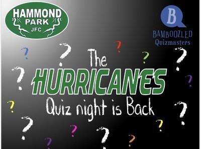 Quiz Night Tickets - Table 10