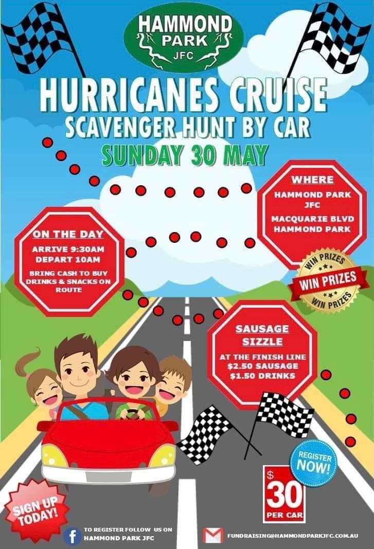 Hurricane Cruise Ticket