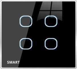 (Bubbles) Touch Switch 4TB  (G4s). SB-Bubbles4T-EU