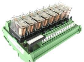Contactor DIN Module. OE-10Contactor-DN