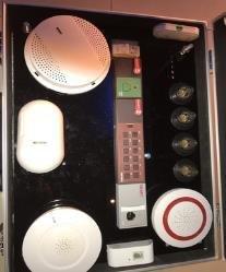 RF Security and Sensors Demo Bag 4