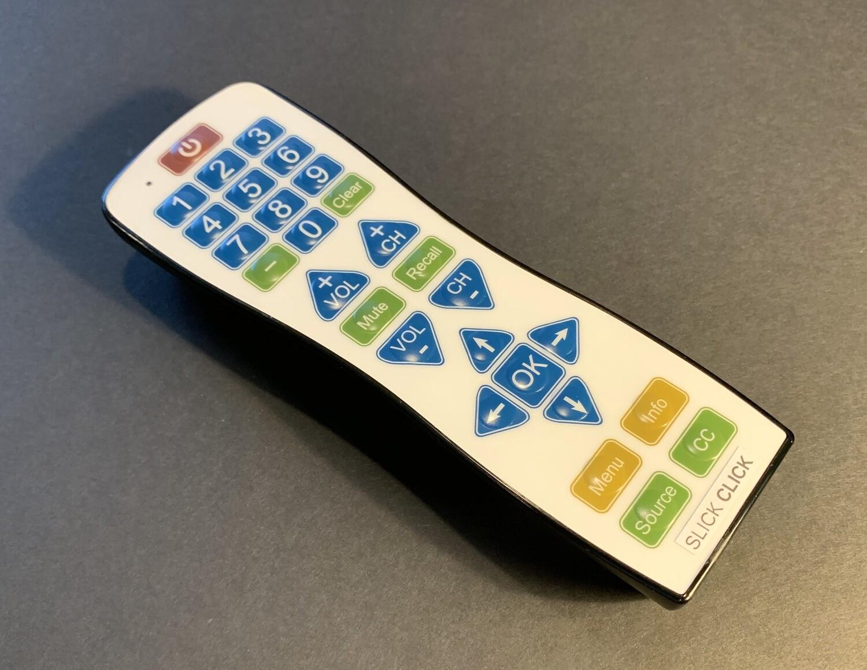 SLICK CLICK - Universal Ultra-Remote Control