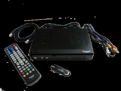 The AirView-Digital DVR/Convertor Box