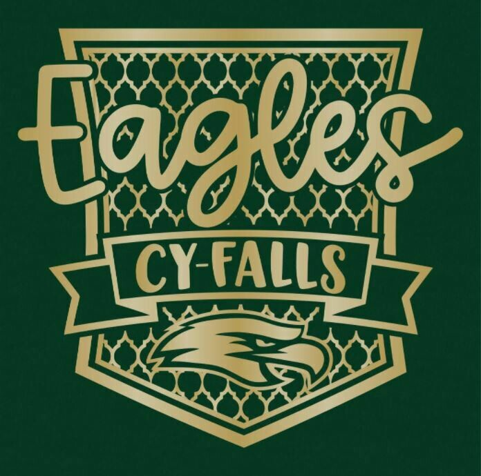2020/2021 Cy-Falls Shimmer Shield T-Shirt (3X-Large)
