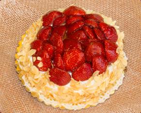Strawberry Short-Cake