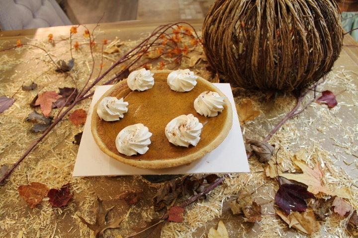 """7"""" Pumpkin Pie"""