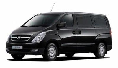 C- Transfer privado Van para 8 Pasajeros