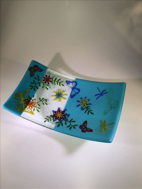 Spring platter