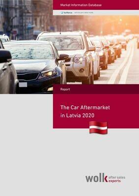 Car Aftermarket Report Latvia 2020