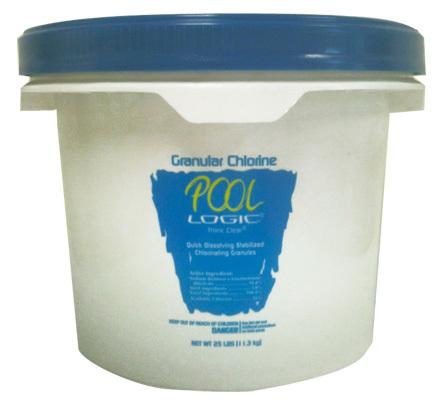 25lb Ganular Chlorine