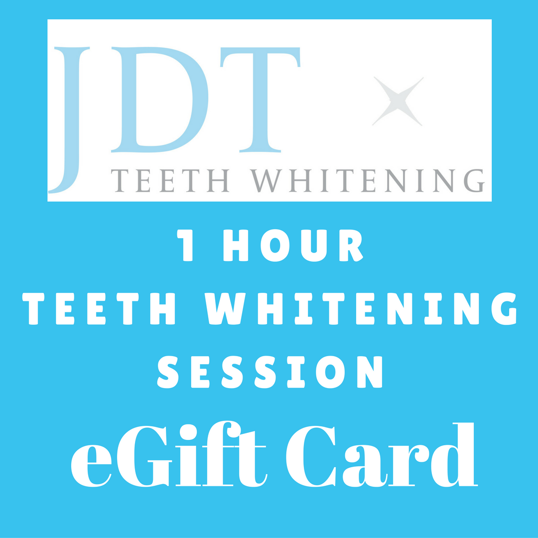 Pre-Paid 1 Hour Teeth Whitening Session