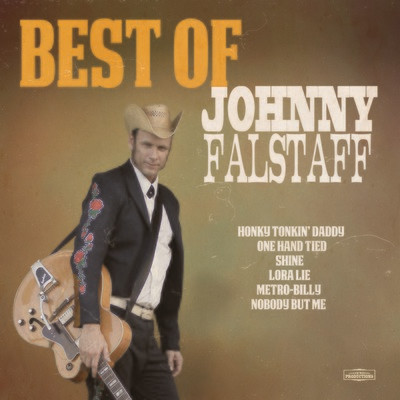 Best of Johnny Falstaff vinyl LP