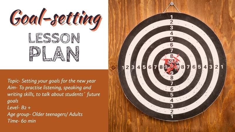 Goal-setting, Lesson Plan