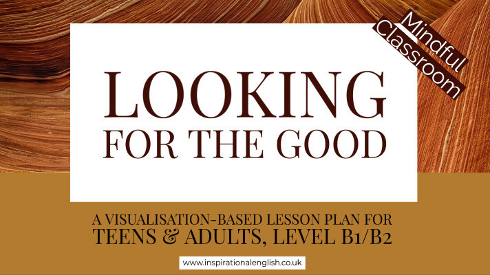 Looking for the Good- Lesson Plan