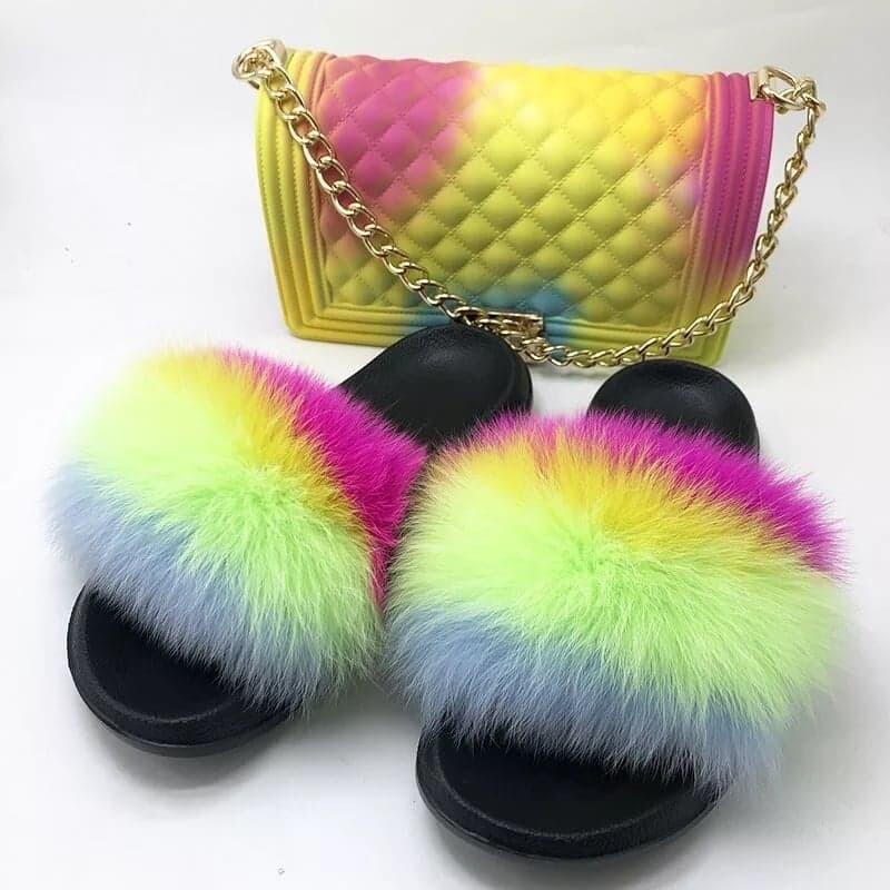 Slip on slide and Bag set
