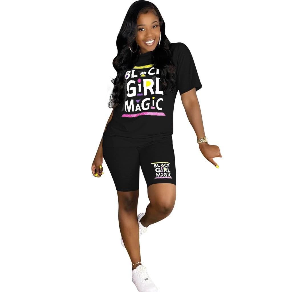 T-Shirts Short Sets