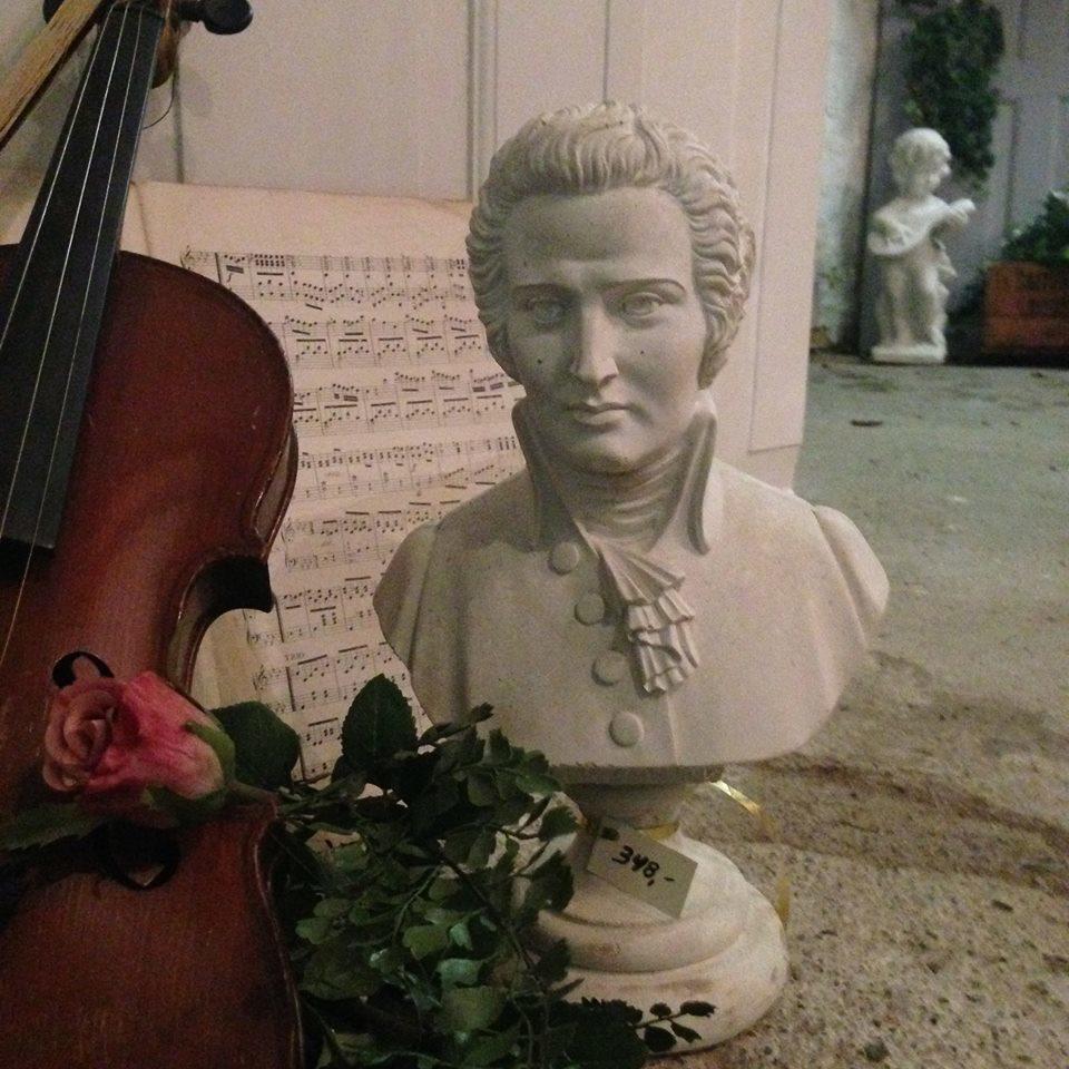 Mozart / Lahema Marmorkunst