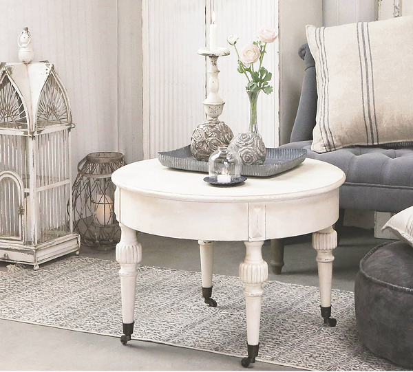 Marie Antoinette sofabord Bestillings varer.