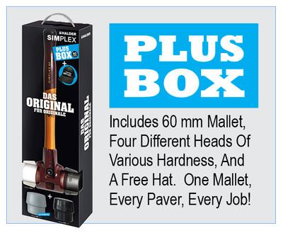 Simplex 60mm Mallet Bonus Set