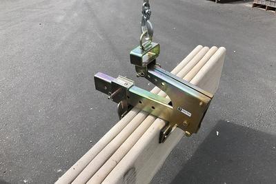 Quick-E-BL 850 (Vertical Clamp)