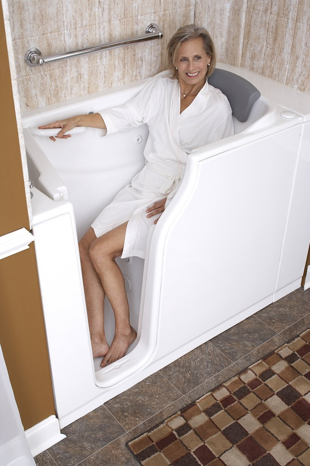 WALK-IN-TUBS FROM MEDITUBS