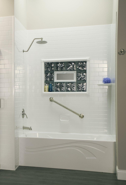 DuraStone Bath Products Walls Only